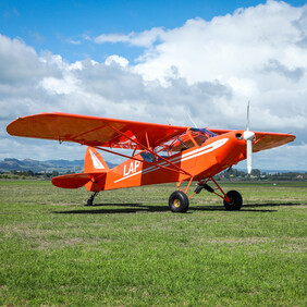 Zlin Savage Cub - This Aircraft Is Now Sold