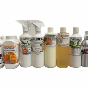 INTRODUCTORY CLEANING PACK