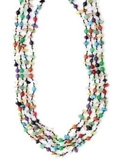 Sparkling Confetti Necklace