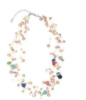 Dance Party Necklace