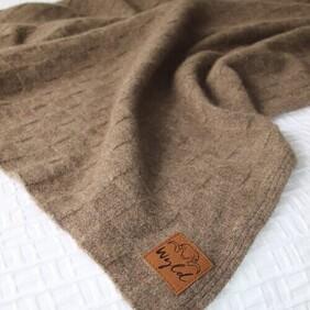 Hug Basket Weave Blanket Throw