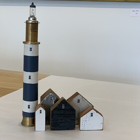 Tiny Houses with Lighthouse