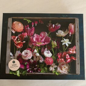 Cultivated 1000 piece jigsaw puzzle