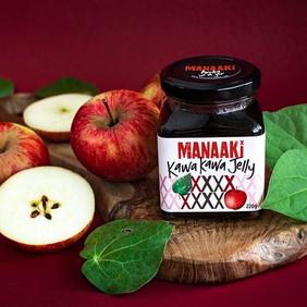 Manaaki Kawakawa Jelly