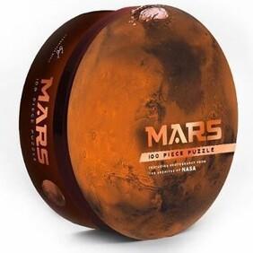 Mars - a 100 piece puzzle