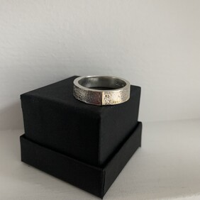 Ring - Glow - Fused 5mm