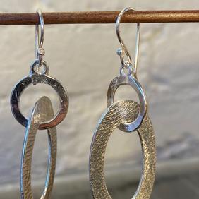 Silver Earrings II