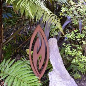 3D Corten Sculptures