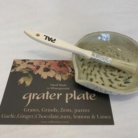 Grater Plate Set