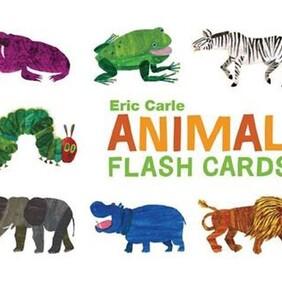 Eric Carle - Animal Flash Cards