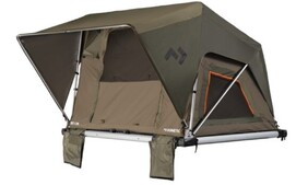 Dometic Rooftop 4WD Tent manual