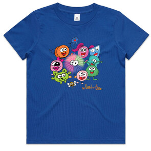 The Land of Ghee Children Tee's - CRITTERS