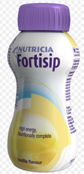 Fortisip 200ml drinks Mixed Flavours