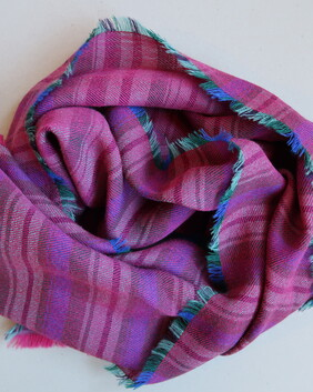 MEON PINK SCARF