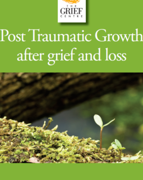 Post Traumatic Growth After Grief and Loss Booklet