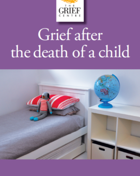 Grief After the Death of a Child Booklet