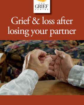 Grief and Loss After Losing your Partner Booklet