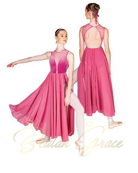 Forever Yours Lyrical Dress