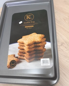 Cookie Tray 38 x 26 cm