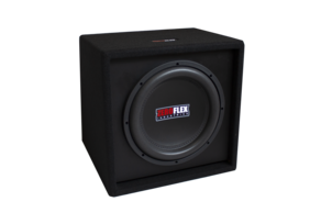 12'' 350rms Powered Basspack with Remote