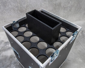 600 Mic Stand Case