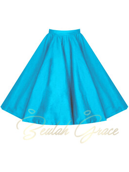 Rock-n-Roll Skirt (Pink or Turquoise)