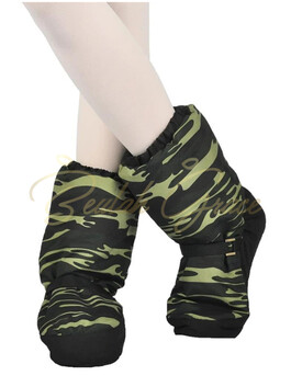 Snuggle Boots- CAMOUFLAGE