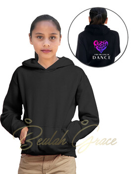 For The Love of Dance Hoodie