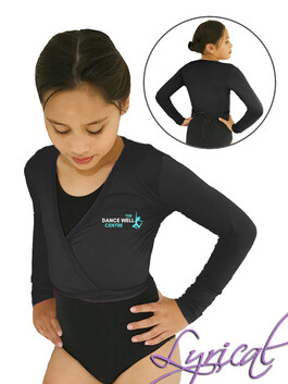 The Dance Well Centre Crossover Top