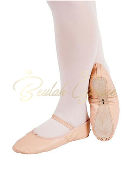 Ballet Slippers - Leather