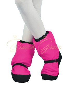 Snuggle Boots- CANDY PINK