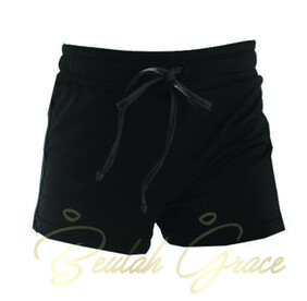 Hipster Front Tie Shorts