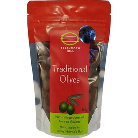 Traditional Olives 300g Pouch