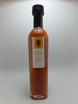 Classic Beer and Honey BBQ Sauce 250ml