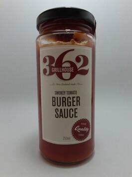 Smokey Tomato Burger Sauce 250ml