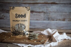 Seed Crafted Crackers 150g