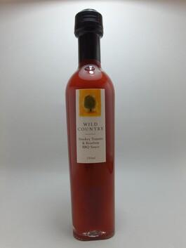 Smokey Tomato and Bourbon Sauce 250ml