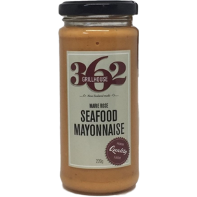 Marie Rose Seafood Mayonnaise 220g