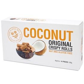 Coconut Crispy Rolls Original 80g