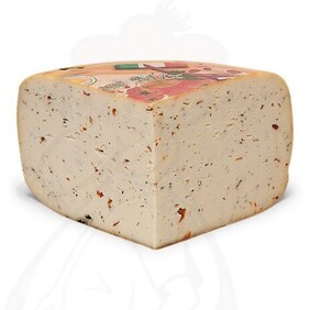 Olive & Tomato Cheese