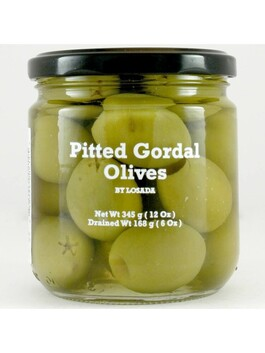 Pitted Gordal Olives 347ml