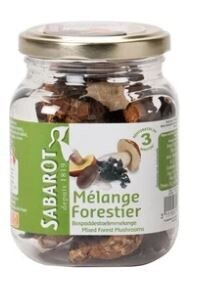 Sabarot Selection Forestiere 40g