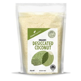 Organic Desiccated Coconut 225g