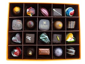 Chocolate Gift Box 2 pieces
