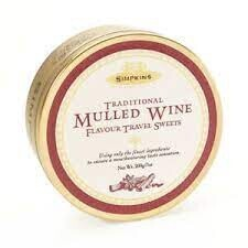 Mulled Wine Tavel Sweets 200g